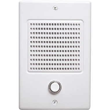 NuTone® NDB300WH Intercom Door Station, White