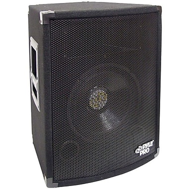 Pyle PADH1079 Two-Way RMS Speaker Cabinet, 500 W