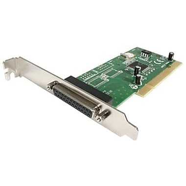 Startech.com® PCI1PECP 1 Port PCI Dual Voltage Parallel Adapter Card