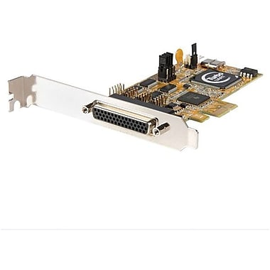 Startech.Com® PEX4S950 4 Port PCI Express Serial Adapter Card