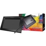 PENPOWER Picasso Multi-Functional Graphics Tablet, Black