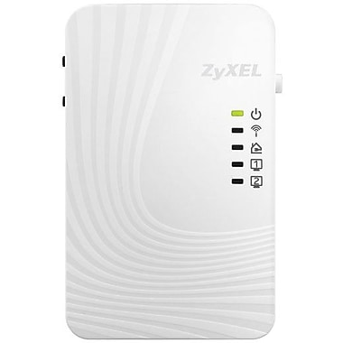 Zyxel® PLA4231 500 Mbps Powerline Wireless N Extender