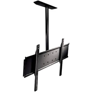 Peerless-AV™ PLCM-2-UNL Straight Column Flat Panel Ceiling Mount For 32in. - 65in. TV Up to 200 lbs.