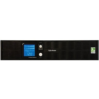 Cyberpower® PR2200LCDRT2U Pure Sine Wave 2.17 kVA UPS