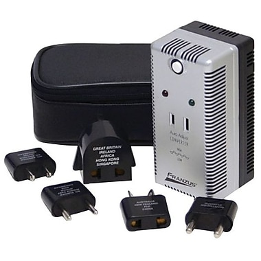 Conair® Travel Smart® 2000 W Auto Adjust Smart Converter Set, 220 VAC Input, 110 VAC Output