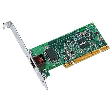 Intel® Pro/1000 GT PWLA8391GTLBLK Gigabit Desktop Adapter