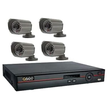 Q-See™ QC448-418 18 Channel H.264 Video Surveillance System