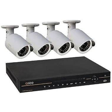 Q-see™ QC808-461 Video Surveillance System, 8 Channel
