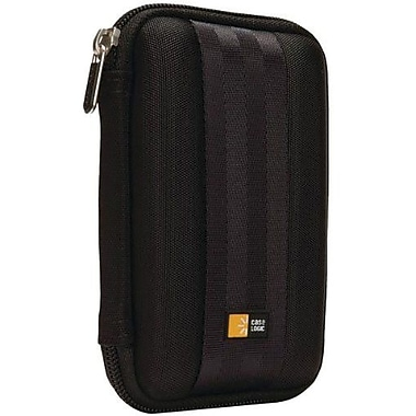 Case Logic® Portable Hard Drive Case, Black