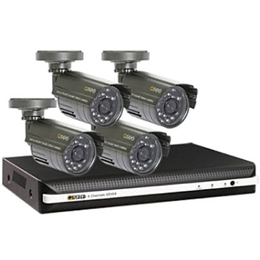 Q-See™ QS458-411 8 Channel H.264 Digital Video Recorder Kit