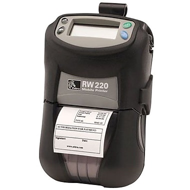 Zebra Technologies® RW Series 203 dpi 76 mm/sec Direct Thermal Printer