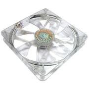 Cooler Master® R4-L4S-10AB-GP Blue LED Silent Fan, 1000 RPM
