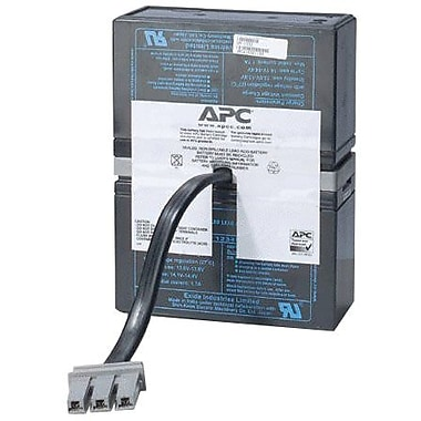 APC® Replacement Battery Cartridge, RBC33