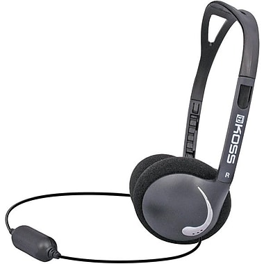 Koss® RECOVERY-BLK On Ear Headphone