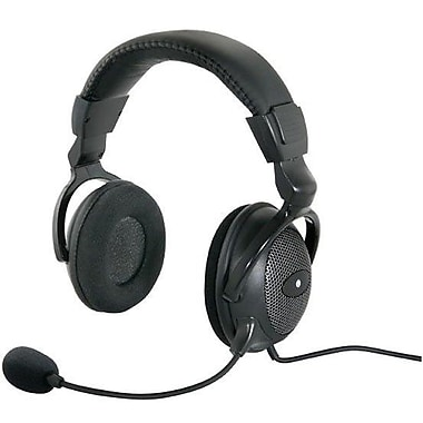 Rude Gameware RUDE-120 Primal Wireless Headset For PS3, Xbox 360, Black