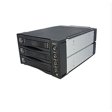 Startech.Com® SATSASBAY3BK 3 Hard Drive Mobile Rack