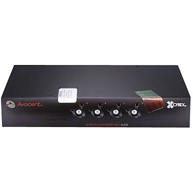 Avocent® Switchview™ SC740-001 KVM Switch, 4 Ports