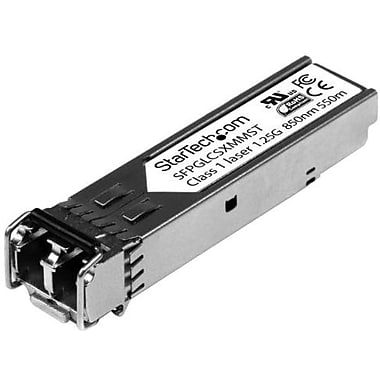 Startech.Com® SFPGLCSXMMST Cisco Compatible Gigabit Fiber SFP Transceiver Module