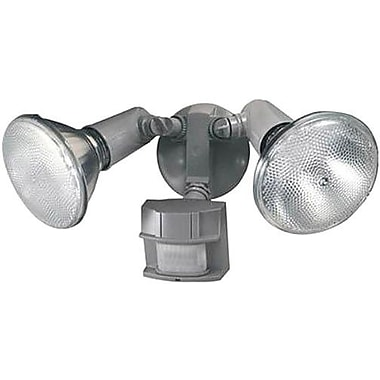 Chamberlain® Heath/Zenith 150 deg Motion Security Light, Gray Finish