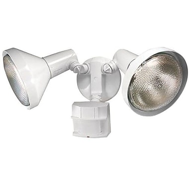 Chamberlain® Heath/Zenith 180 deg Motion Security Light
