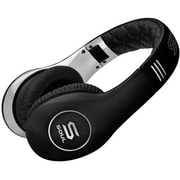 Soul SL150 Pro Hi-Defenition On-Ear Headphone, Chrome and Black