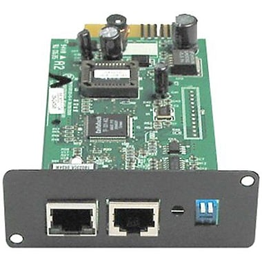 Minuteman® SNMP-NET Remote Power Management Adapter