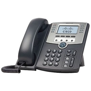 Cisco® SPA509G 12-Line IP Phone With 2-Port Switch