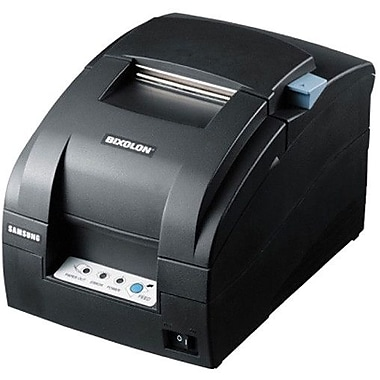 BIXOLON® SRP-275II 80 dpi Horizontal/144 dpi Vertical Drop-in 3in. Impact Dot POS Printer