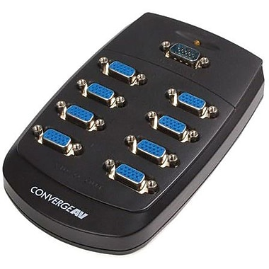Startech.com® ST128W VGA Video Splitter, 8 Ports