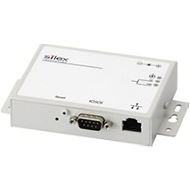 Silex SX-520 External Serial Device Server, 1 Port