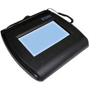Topaz® SigLite® LCD 4x3 T-LBK750-BHSB-R Dual Serial/USB Backlit Electronic Signature Pad