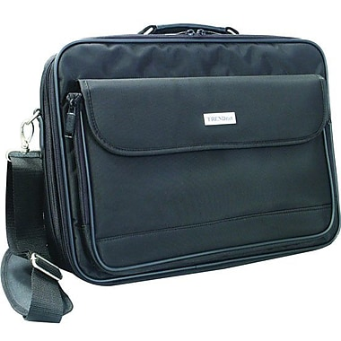 TRENDnet® TA-NC1 15.4in. Notebook Carrying Case, Black
