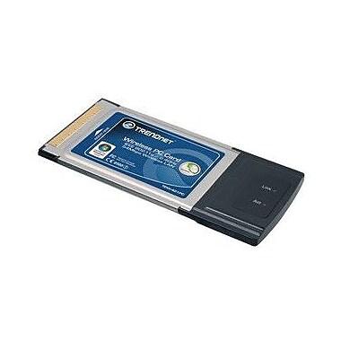 TRENDnet® TEW-421PC Wireless G PC Card