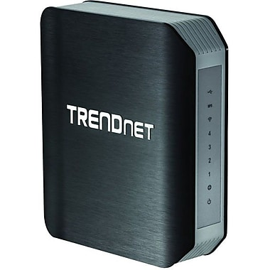 TRENDnet® AC1750 Dual Band Wireless Router, 2.4GHz + 5GHz