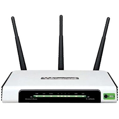 TP-LINK® TL-WR940N Wireless-N Router, 2.4GHz + 2.48GHz