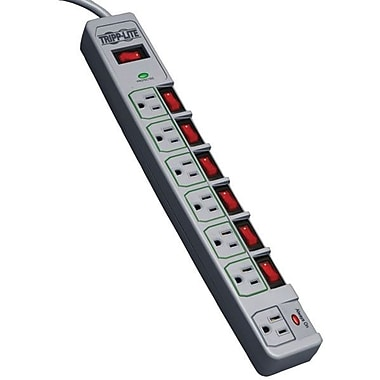 Tripp Lite Eco-Surge™ 7-Outlet 1080 Joule Surge Suppressor With 6' Cord