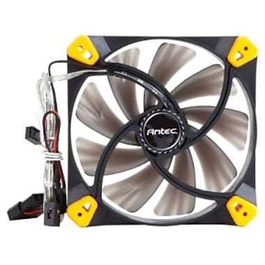 Antec® TrueQuiet 120 mm Cooling Fan With 2 Speed Switch, 1000 RPM