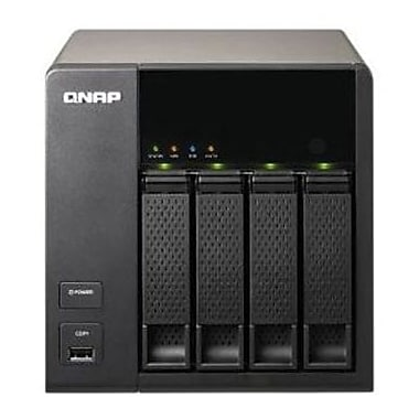 QNAP® TS-469L High Performance 4-Bay Network Attached Storage Server