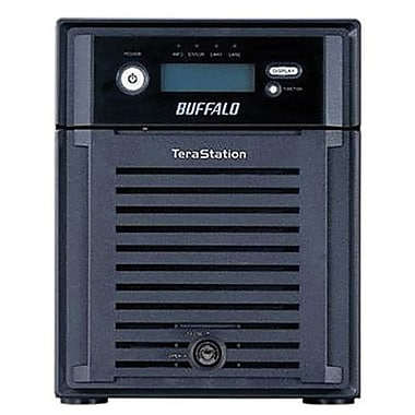 Buffalo TeraStation™ III TS-X4.0TL/R5 4-Bay Network Attached Storage, 4 TB