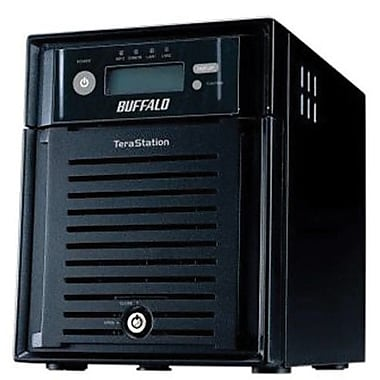 Buffalo TeraStation™ III TS-X8.0TL/R5 4-Bay Network Attached Storage, 8 TB