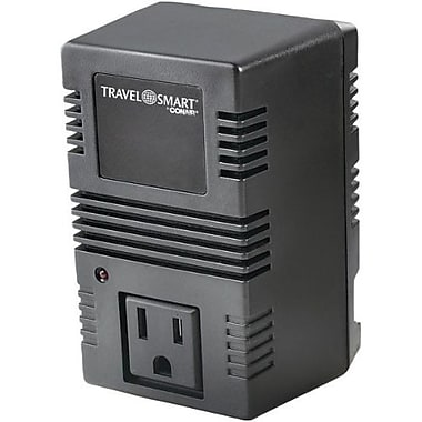 Conair® Travel Smart® 85 W Heavy Duty Step-Down Transformer, 220 VAC Input, 110 VAC Output