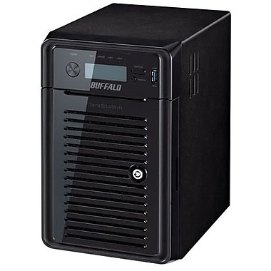 Buffalo TeraStation™ TS5600D1206 High Performance 6-Bay Network Attached Storage, 12 TB