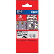 Brother® TZE Extra Strength Adhesive Label Tape, 0.94(W) x 26.2'(L), Matte Silver