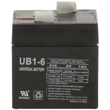 UPG® UB1290F2 12 VDC Universal Sealed Lead Acid Battery For APC