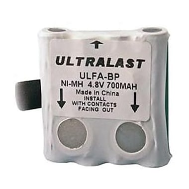 Ultralast™ ULFA-BP Nickel Metal Hydride Radio Battery