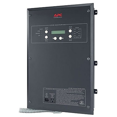 APC® UTS10BI 10 Circuit Universal Transfer Switch
