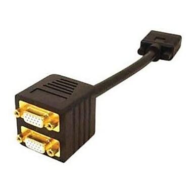 AddOn Male to Female/Female VGA Video Splitter Cable
