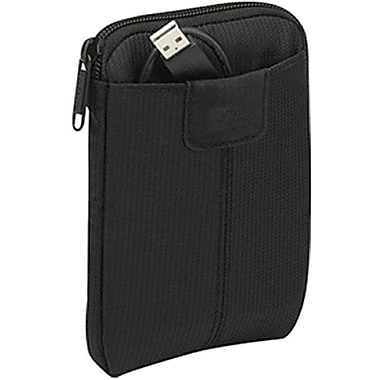 Case Logic® VHS-101 Portable Hard Drive Case, Black