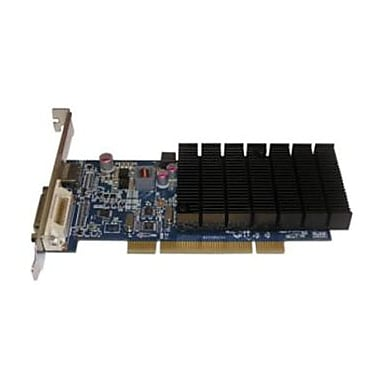 Jaton VIDEO-339PCI-HLP Radeon HD 5450 GPU Graphic Card With ATI Chipset, 1GB DDR3 SDRAM