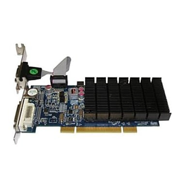 Jaton VIDEO-339PCI-HLX Radeon HD 5450 GPU Graphic Card With ATI Chipset, 512MB DDR3 SDRAM
